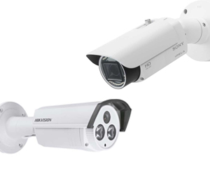 IP Bullet Cameras