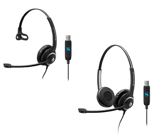Sennheiser Wired SC Series