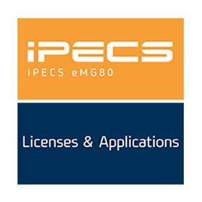 iPECS eMG80 P1 Licenses & Applications