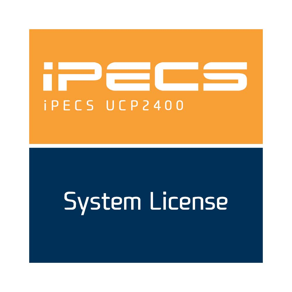 iPECS UCP2400 System Licenses