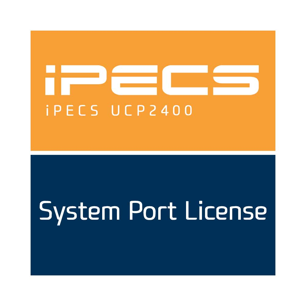 iPECS UCP2400 System Port Licenses