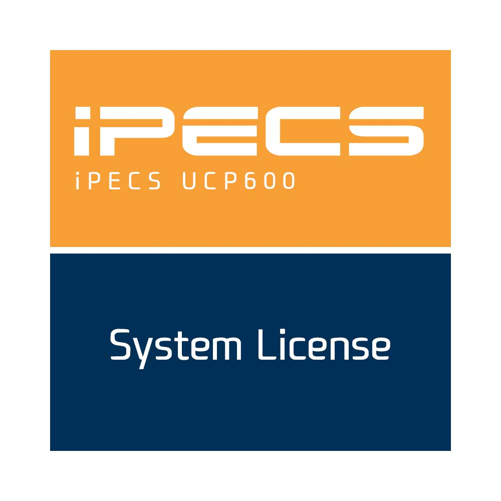IPECS UCP600 System Licenses