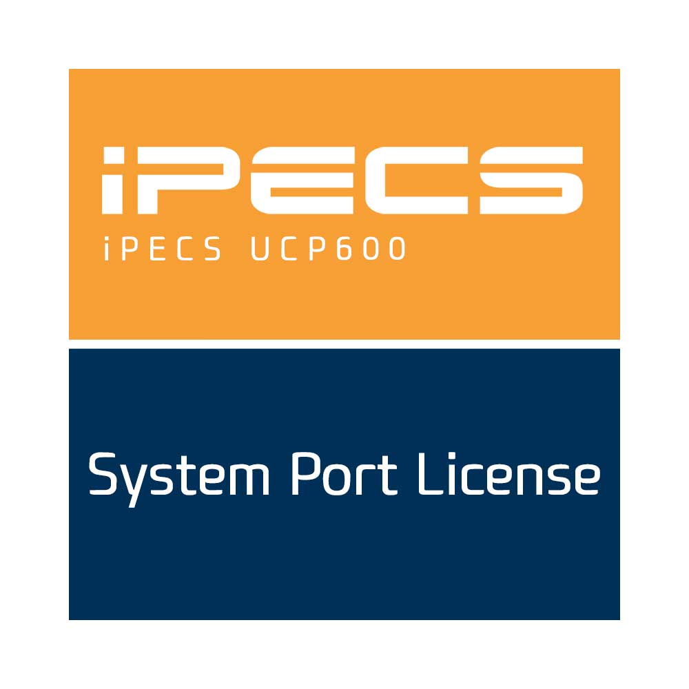 iPECS UCP600 System Port Licenses