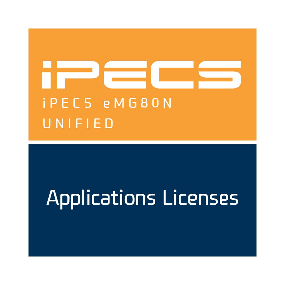 iPECS eMG80N Licenses & Applications