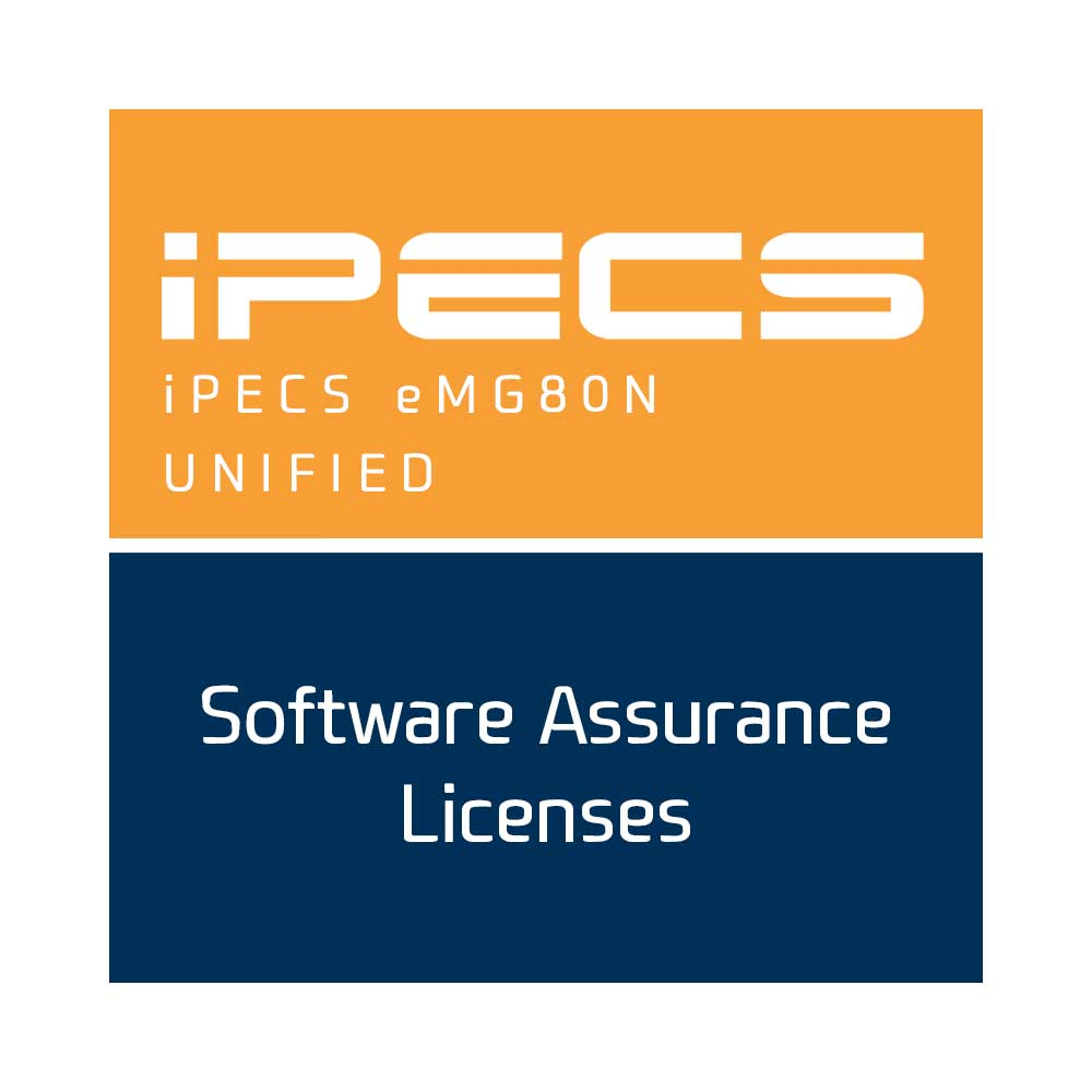 iPECS eMG80N Unified Software Assurance Licenses