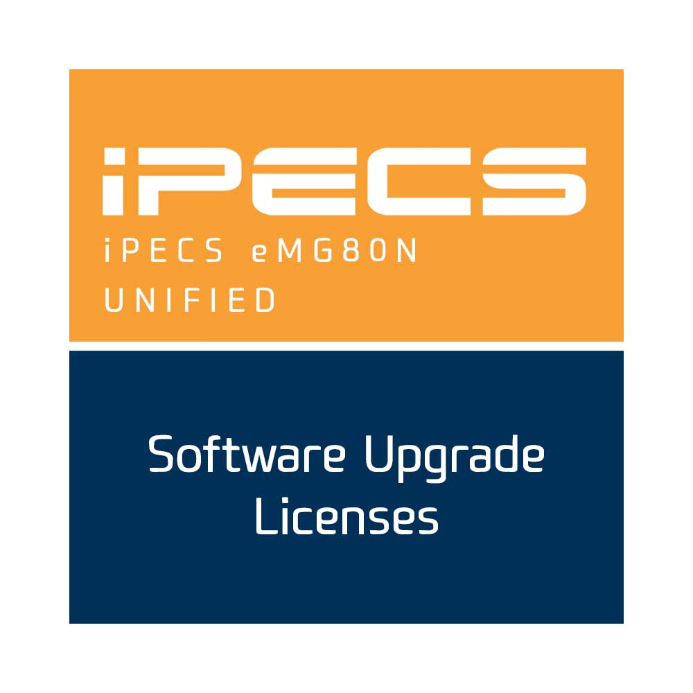 iPECS eMG80N Unified Software Upgrade Licenses