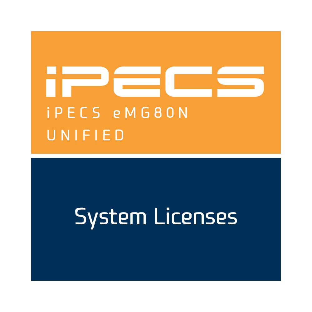 iPECS eMG80N Unified System Licenses