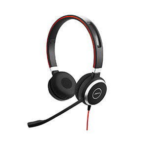 Jabra Evolve Wired Series