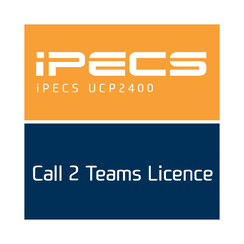 iPECS UCP2400 Call 2 Teams Licence