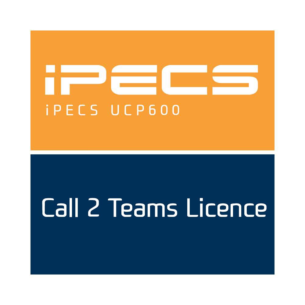 iPECS UCP600 Call 2 Teams Licence