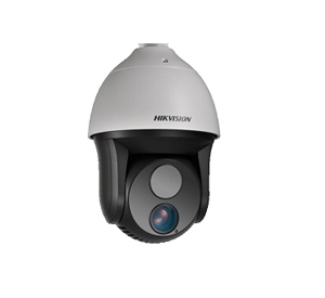 IP Thermal PTZ Cameras with Dual Lens