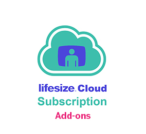 Lifesize Cloud Subscription Add-ons