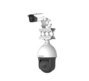 IP Thermal Master Slave PTZ Cameras