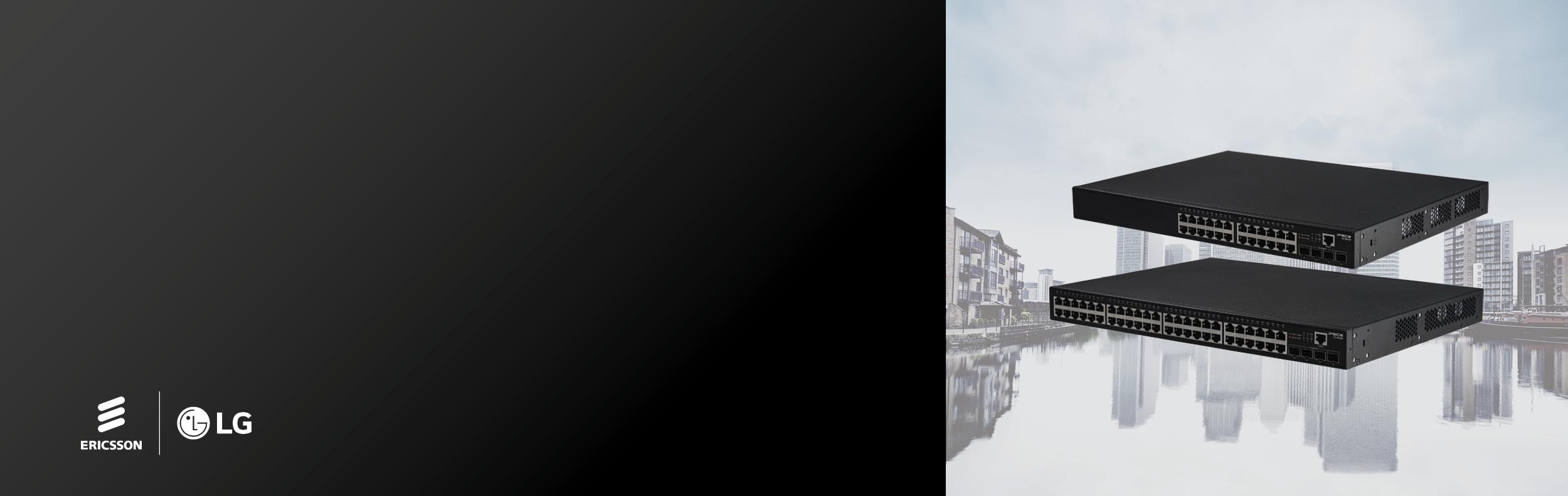 Ericsson-LG Network Switches