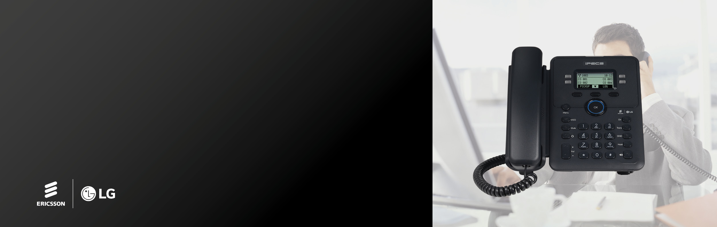 Ericsson-LG Phone Systems