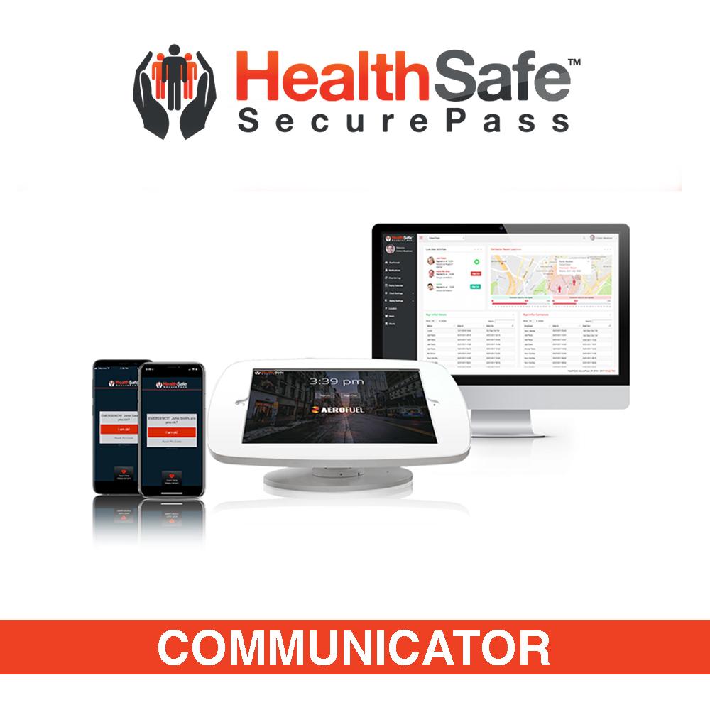 HealthSafe SecurePass Pro Comm