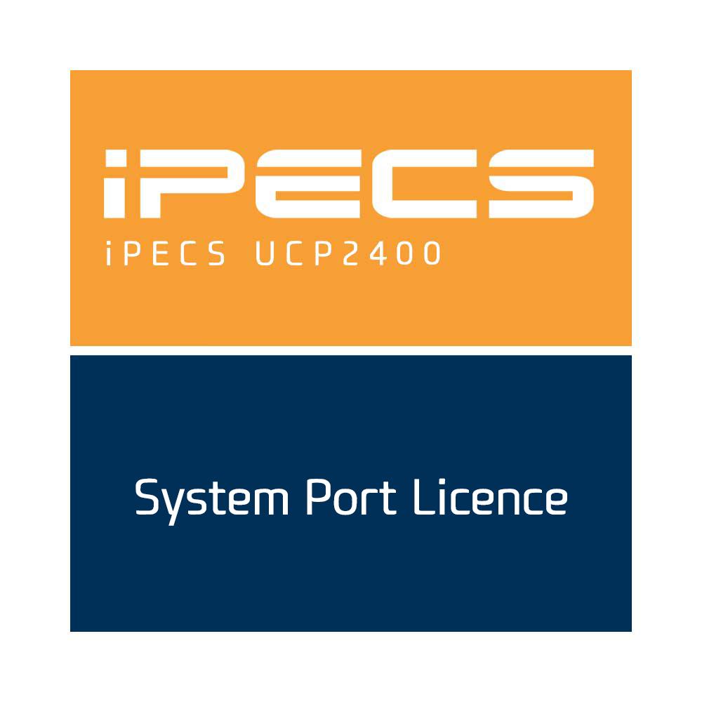 iPECS UCP2400 System Port Licences