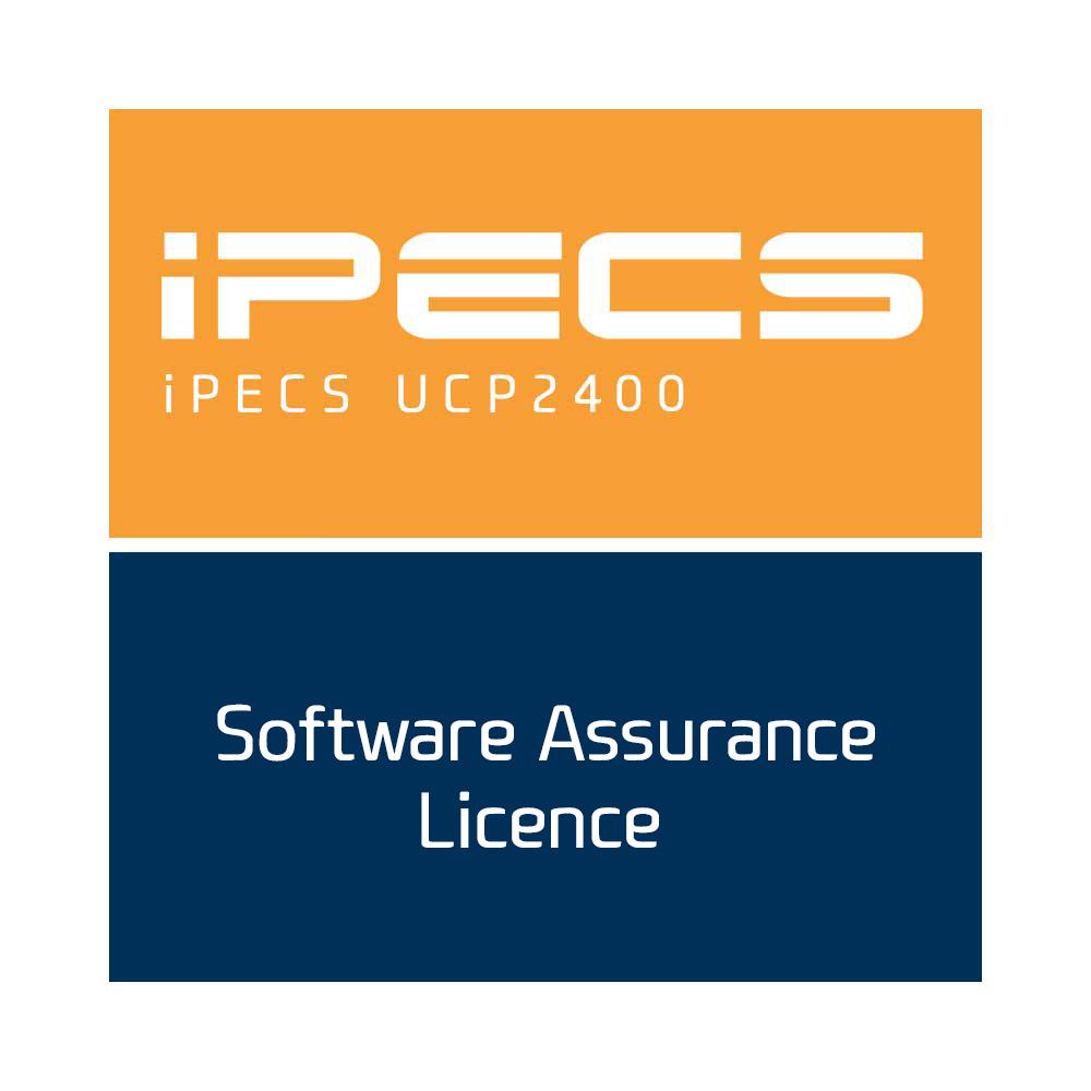 iPECS UCP2400 Software Assurance Licences