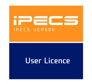 iPECS UCP600 User Licences