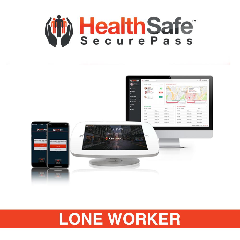 HealthSafe Secure Pass Lone Worker
