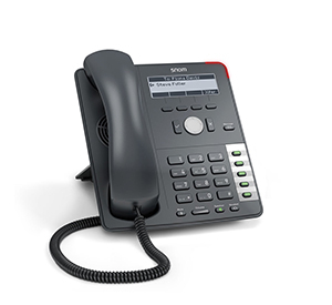 Snom SIP Deskphones