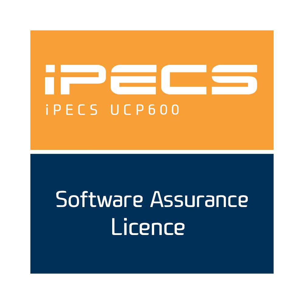 iPECS UCP600 Software Assurance Licences