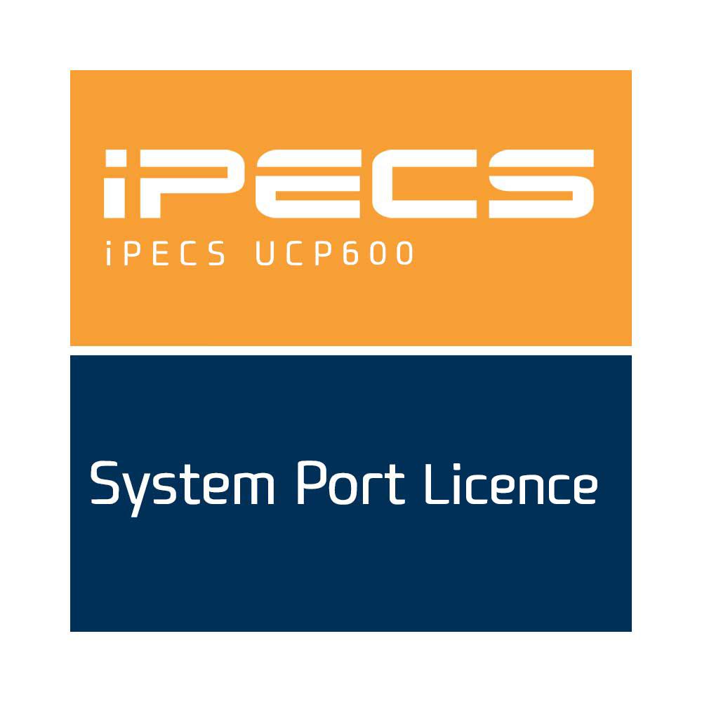 iPECS UCP600 System Port Licences