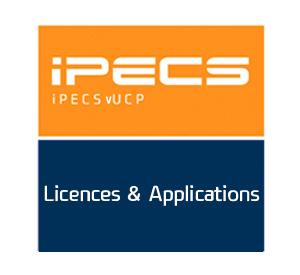 IPECS vUCP Licences and Applications