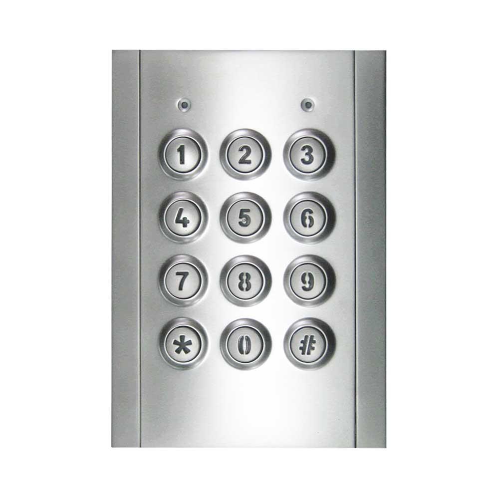 Presco Vr43 Vandal Resistant Keypad