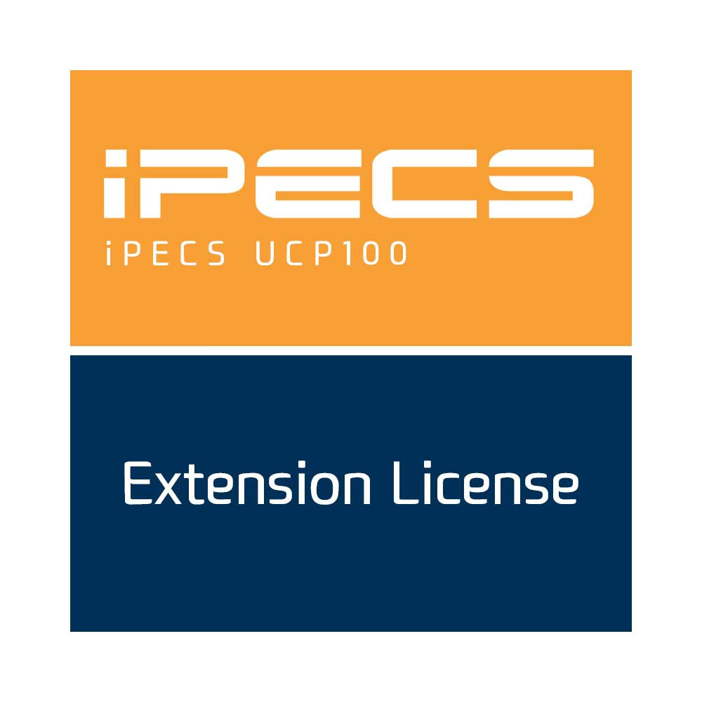Ericsson-LG iPECS UCP100 3rd Party SIP Extension License - 1 Port