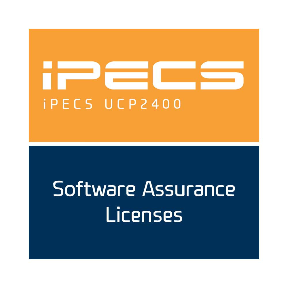 Ericsson-LG iPECS UCP2400 Default Maintenance Software Assurance License - 3 Years