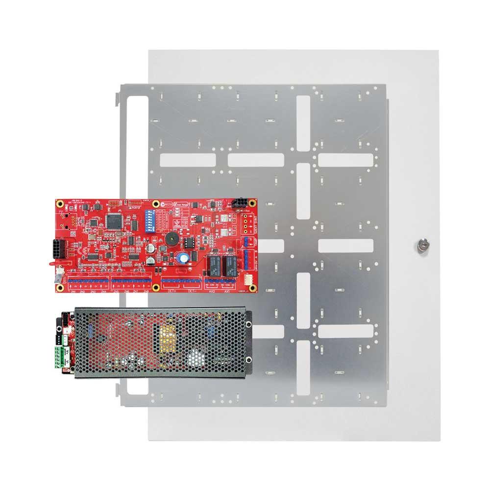 Inner Range Integriti 8 Zone LAN Expander with Mega Cabinet & 8 Amp Smart PSU
