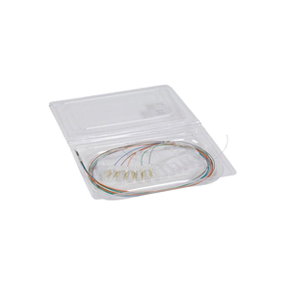 Legrand Fibre Optic Pigtail - LC-PC 6 Connector OM3 - 1m