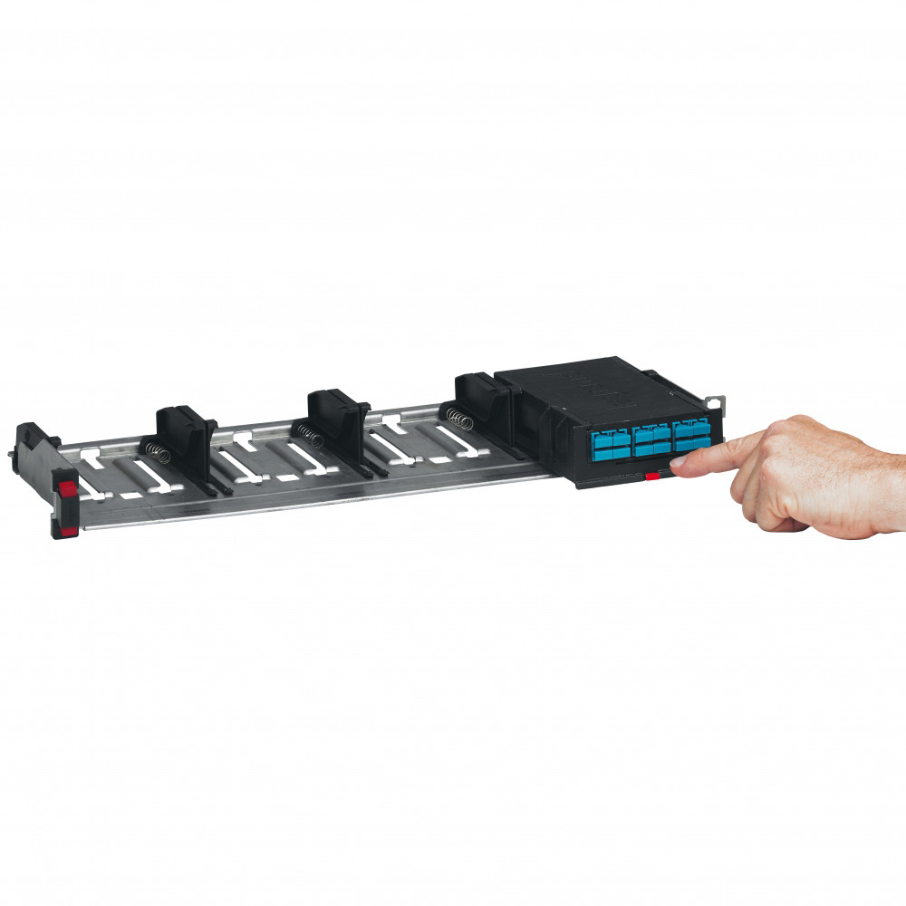 Legrand LCS3 HD Modular Panel to be Equipped
