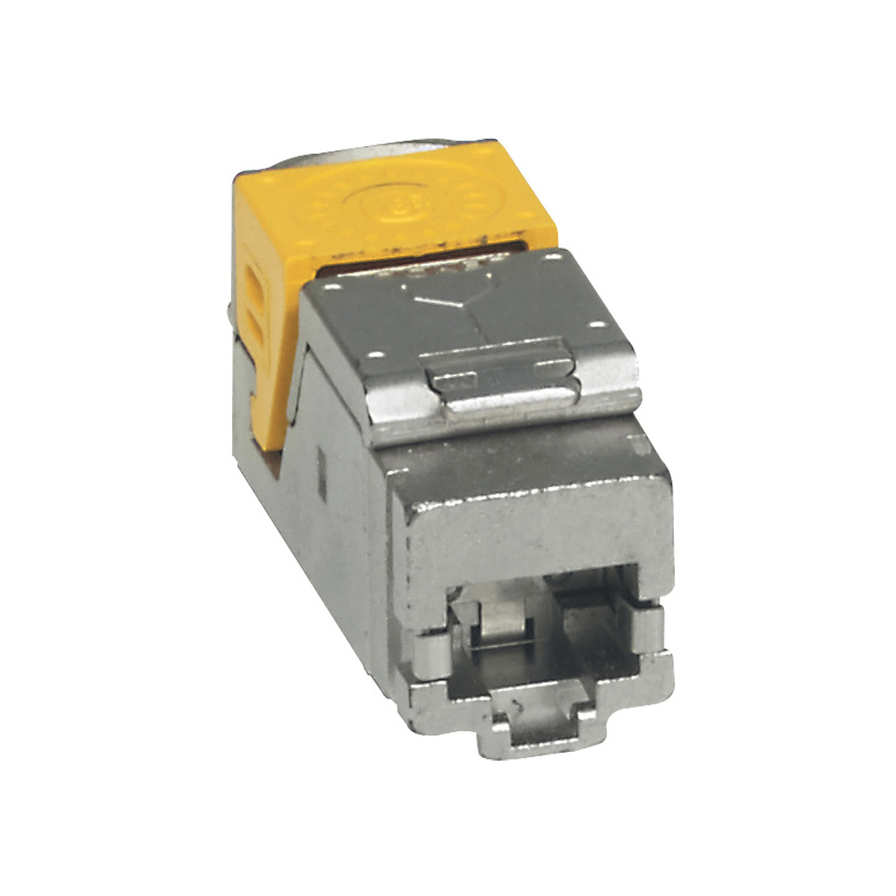 Legrand LCS3 Connector Cat6A RJ45 STP 6pcs