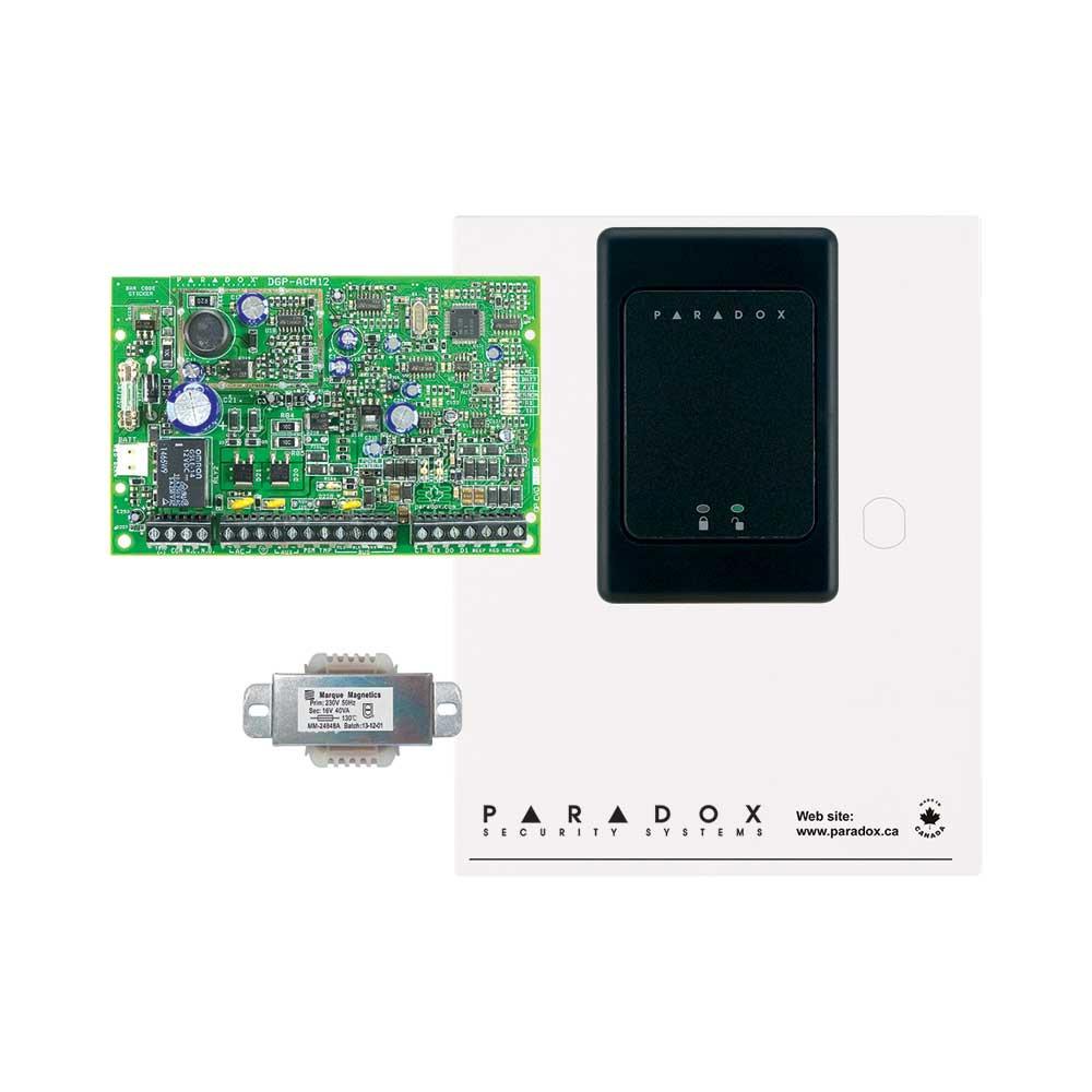Paradox ACM12 Single Door Access Module - Posi-in Indoor Prox Reader