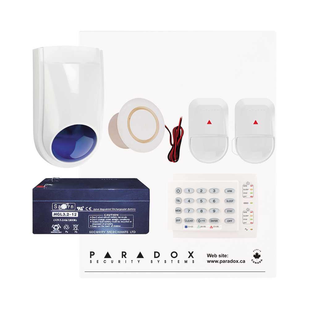 Paradox SP4000 Envy Kit