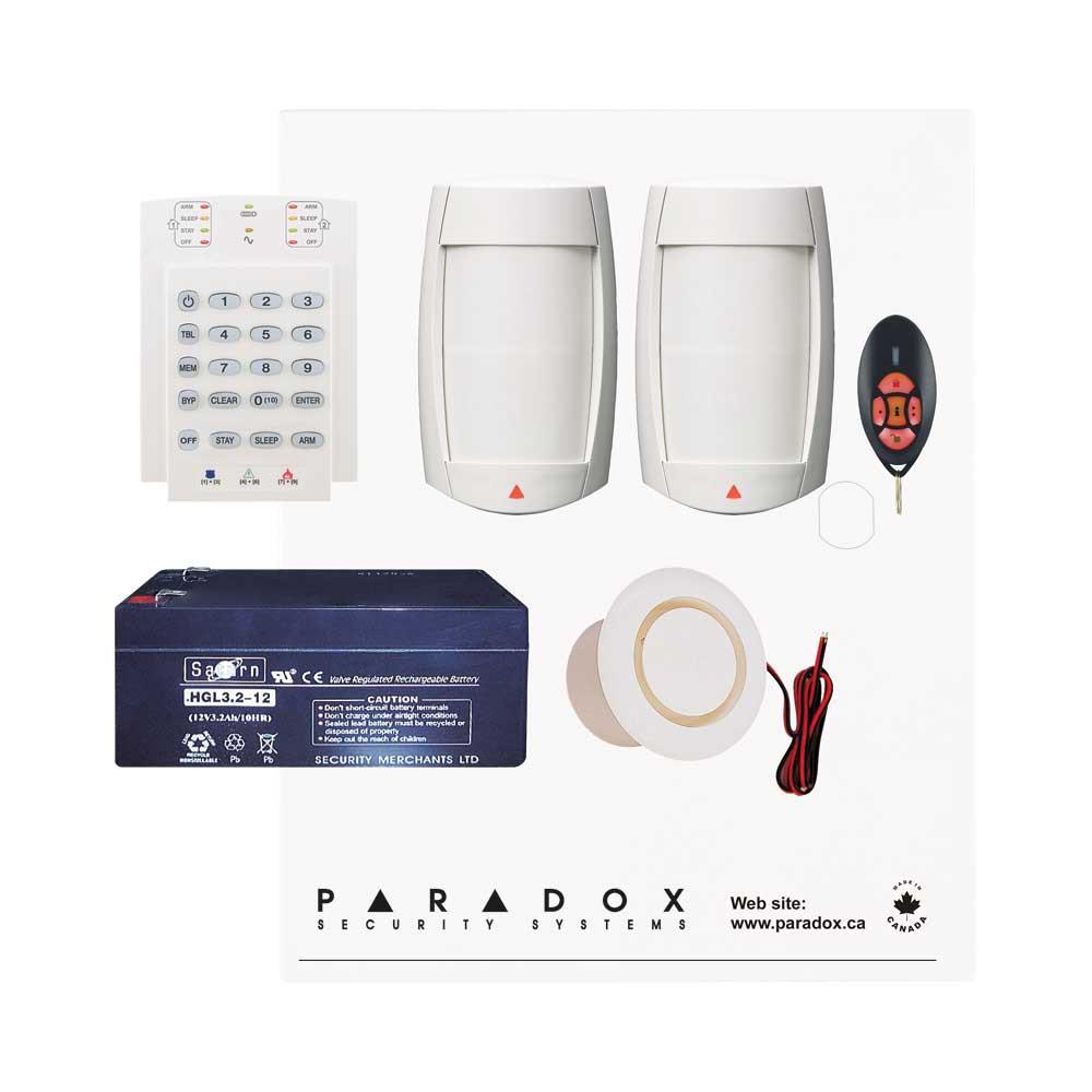 Paradox MG5050 RF DG Kit