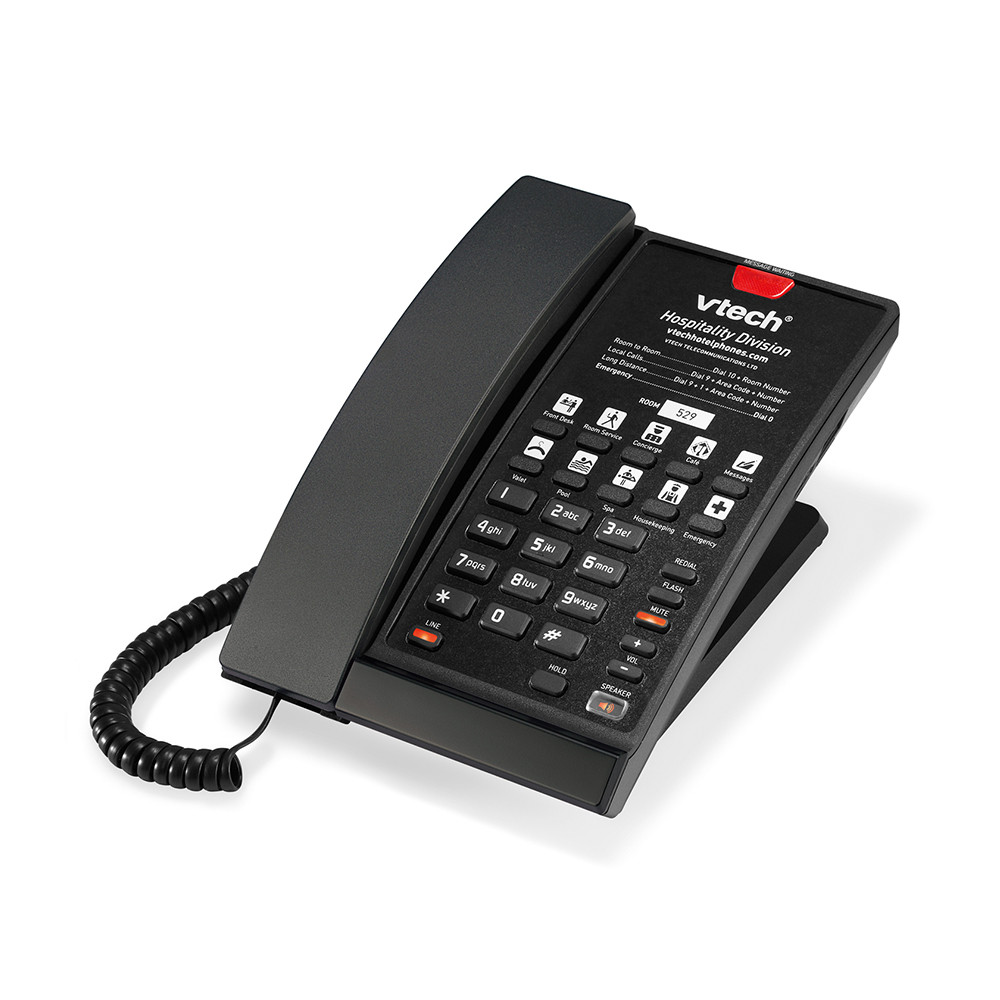 VTech S2210 SIP Corded Hospitality Phone
