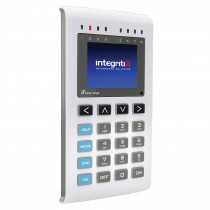 IR Integriti PrismaX Colour Graphic Keypad