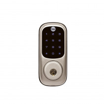 Yale Electronic Deadbolt with Touchscreen