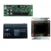 Paradox - 2.5A PSU Add-on Kit for AG Cabinets with 7ah Batt