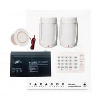 Paradox SP5500 Smart Pet Kit with K10H Keypad