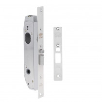 Lockwood 6782ELNZSS 38mm Backset - No Cylinder - Monitored