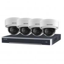 4K PROMO KIT 1 – 8 Channel NVR & 4 Dome Cameras