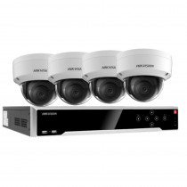 4K PROMO KIT 3 – 16 Channel NVR & 4 Dome Cameras