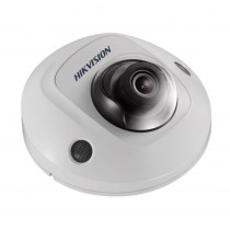 Hikvision DS-2CD2555FWD-IS 6MP IR Fixed Mini Dome Network Camera with Mic