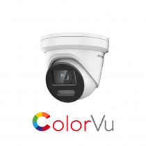 Hikvision DS-2CD2387G2-LU ColorVu 8MP Mic Fixed 2.8mm Turret IP66