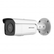 Hikvision DS-2CD2T46G2-ISU/SL AcuSense 4MP Fixed 6mm Speaker Bullet