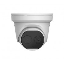 Hikvision DS-2TD1217-6/V1 Dual lens 160 Thermal 6mm IR Turret